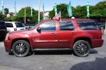 2009 GMC Yukon - Image 3