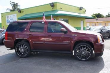 2009 GMC Yukon - Image 7