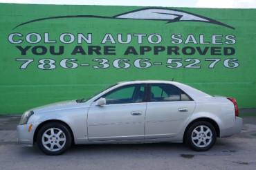 2007 Cadillac CTS - Image 1