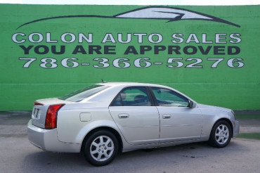 2007 Cadillac CTS - Image 4