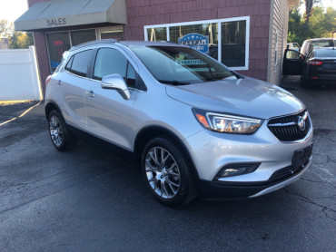 2017 Buick Encore FWD 4dr Sport Touring Wagon 4 Dr. - 5583 - Image 1