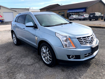 2014 Cadillac SRX AWD 4dr Performance Collection SUV - 5623 - Image 1