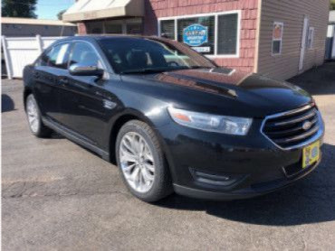 2014 FORD TAURUS LIMITED - Image 1