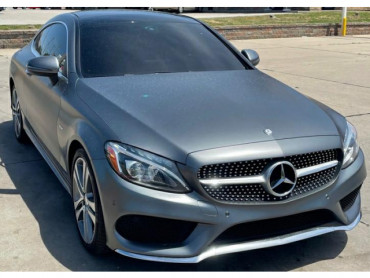 2017 MERCEDES-BENZ C-CLASS C300 4MATIC Coupe - 6152 - Image 1
